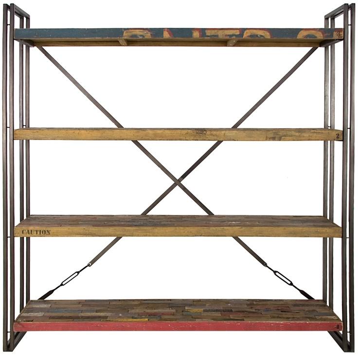 More Shelving Amp Reclaimed Wood Shelves Pinterest