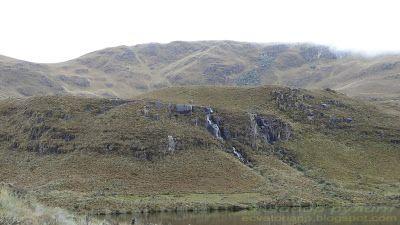 Кахас горы Куэнки