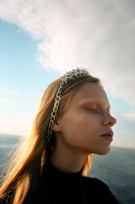 Mark Vassallo x Gavriel Maynard x Karina K | Fashion Magazine | News. Fashion. Beauty. Music. | www.oystermag.com