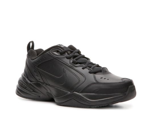 Men's Nike Air Monarch IV Training Shoe -  - Black