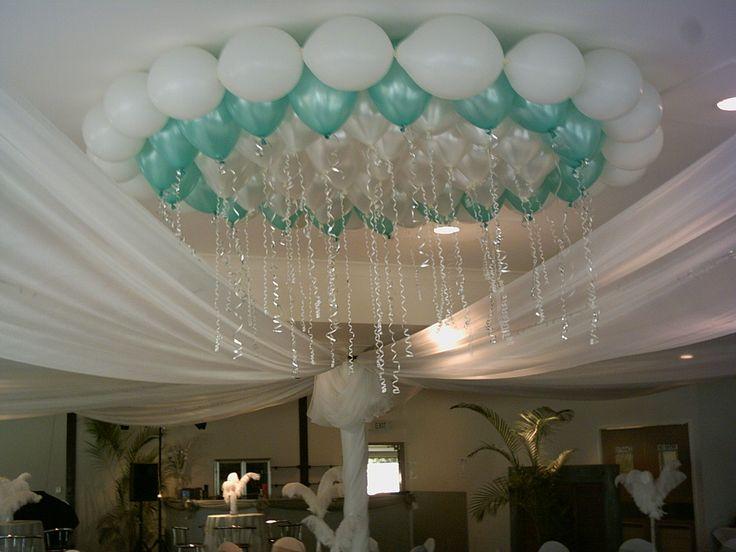 17 Migliori Immagini Su Ceiling Balloon Decor Su Pinterest