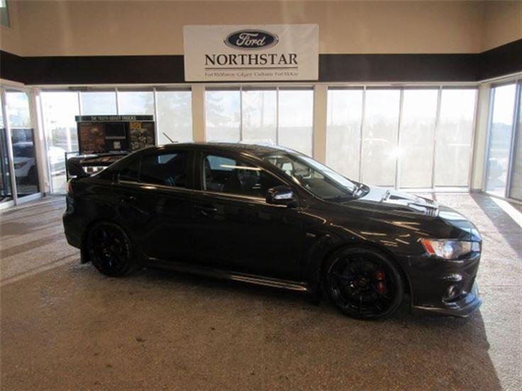 """Car - 2012 Mitsubishi Lancer MR (Sportronic) in Calgary, AB  $29,998"""