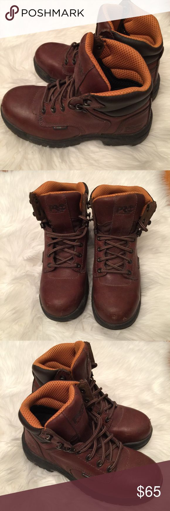 Timberland Pro Series Boots Brand new! Size 6.5 Timbs. Timberland Shoes Combat & Moto Boots