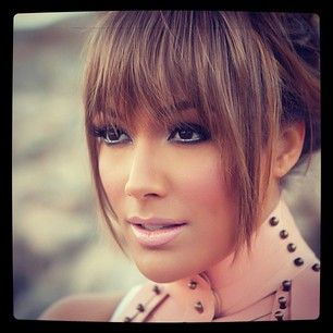 Magnificent 1000 Ideas About Layered Bangs Hairstyles On Pinterest Reddish Short Hairstyles For Black Women Fulllsitofus