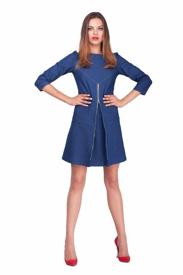 Джинсовое платье Lilo