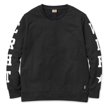 Carhartt WIP W' Kid Sweatshirt http://shop.carhartt-wip.com:80/de/women/sale/sweats/I020038/w-kid-sweatshirt