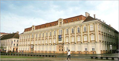 Art Museum, Timisoara, Romania