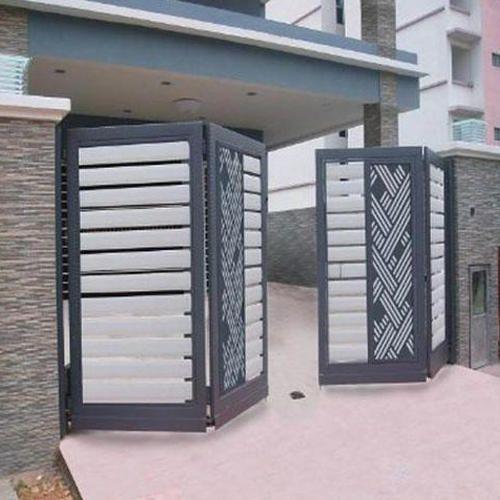 Sliding Folding Gate Door Gate Design House Gate Design Entrance Gates Design