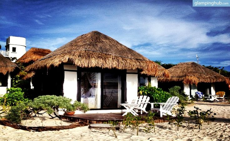 Tulum Beach Huts The Best Beaches In World