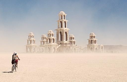 Burning Man Festival- Black Rock Desert, Nevada