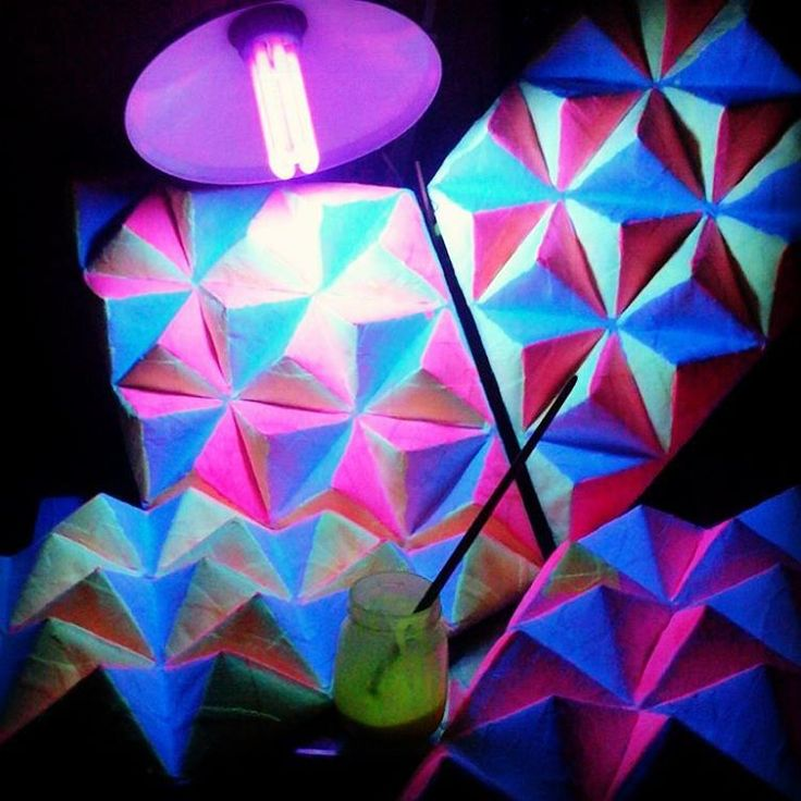 @malicescraftland on #instagram #geometric #origami #cartoncino #cartaRICICLATA #realtime #new #UVdeco #pyramids #pink #UVdecorations #darklight #yellow #comingsoon #Goa #Psy #Trance #geometricdecoration #psychedelic #party #partysfuff #partystaff #partypeople #partyorganization #blacklight #handmade #lovemyjob #picoftheday #igdaily #workinghard ...waiting for Next #Events  ----> Follow me: https://malicecraft.wordpress.com/   ----> instagam: www.instagram.com/malicescraftland/   ----> fb…