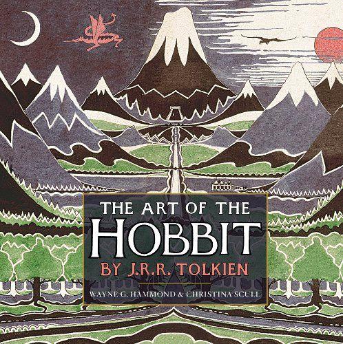 The Art of The Hobbit by J.R.R. Tolkien by J.R.R. Tolkien http://www.amazon.com/dp/0547928254/ref=cm_sw_r_pi_dp_ENOPtb03057AKVKA