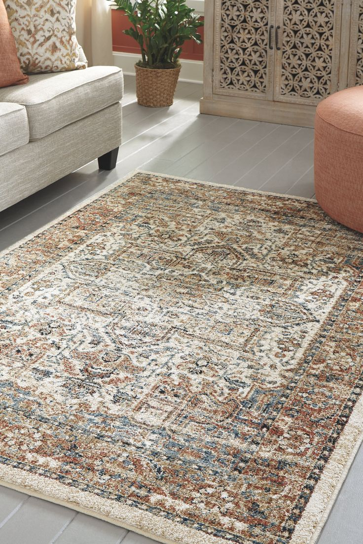 Jirair Signature Design By Ashley Rug Large In 2021 Accent Rugs Rugs Signature Design By Ashley Living room accent rugs