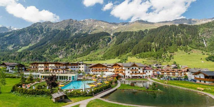 Wellnesshotel Südtirol - Familienhotel Südtirol - Schneeberg Hotel in Ridnaun
