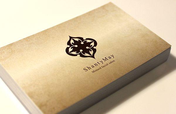 蒲郡市のメナードフェイシャルサロン シャンティーメイ様 印刷物デザイン一式 :: 愛知県岡崎市・幸田町のホームページ制作 デザイン制作 C-designoffice