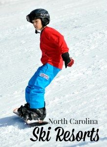 North Carolina Ski Resorts are perfect for Southern families that want to experience snow and the thrill of skiing, without having to travel too far should head to North Carolina Ski Resorts. Plus, there are also lots of snow activities for non-skiers too!