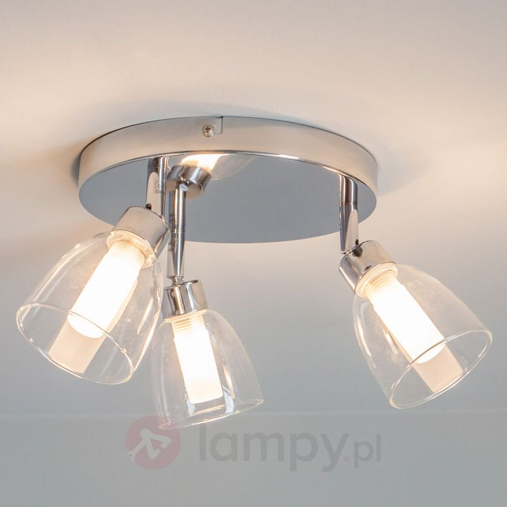 Łazienkowa lampa sufitowa DOMENICO 9970027