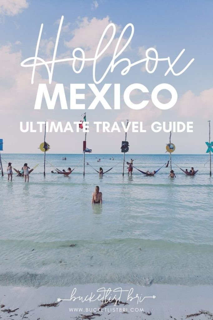 Isla Holbox Mexico Ultimate Guide Mexico Travel Mexico Travel Destinations Mexico Travel Guides