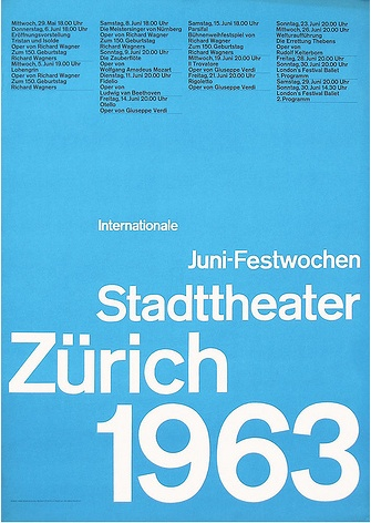 By Otl Aicher, via graphic design layout, identity systems and great type lock-ups.