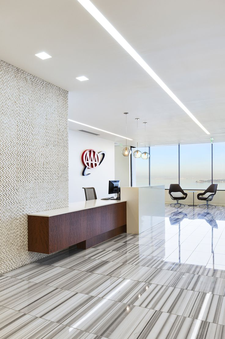 AAA Club Corporate Office Emeryville Commercial interior