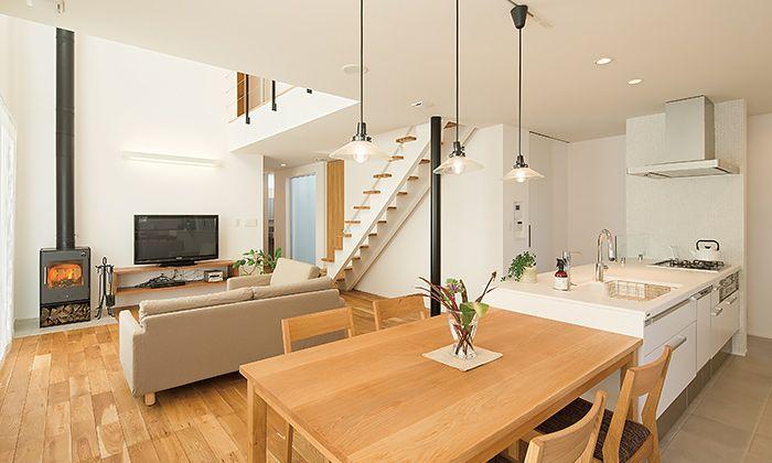 施工実例case45   神奈川での注文住宅は山下建設 イメージをカタチにする技術力で思いっきりMY STYLEの家を提案
