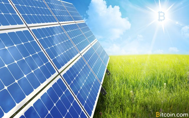 Can Renewable Solar Power Decentralize Bitcoin Mining Operations?