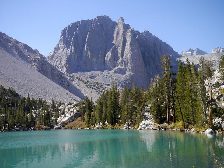 Big Pine Creek Lakes