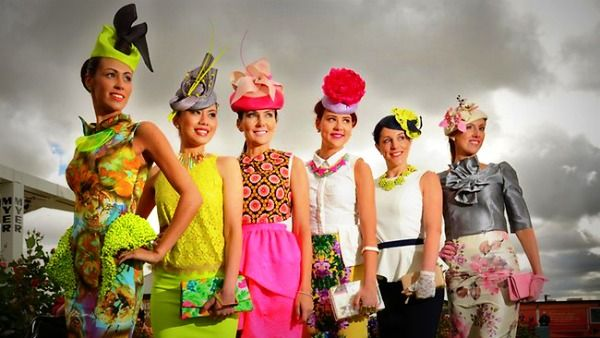 melbourne cup hats 2015 - Google Search