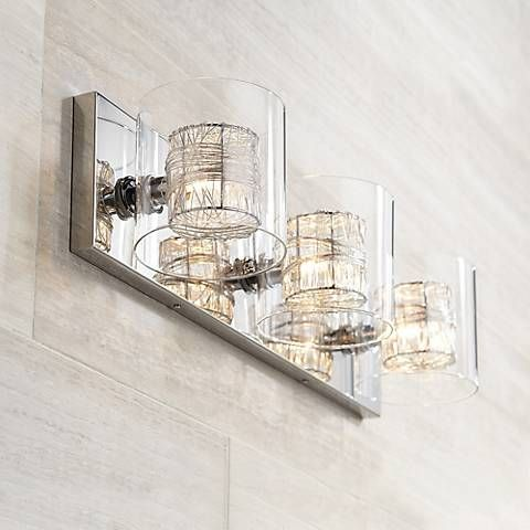 Best Bathroom Lighting Images On Pinterest Bathroom Lighting - Lamps plus bathroom lights