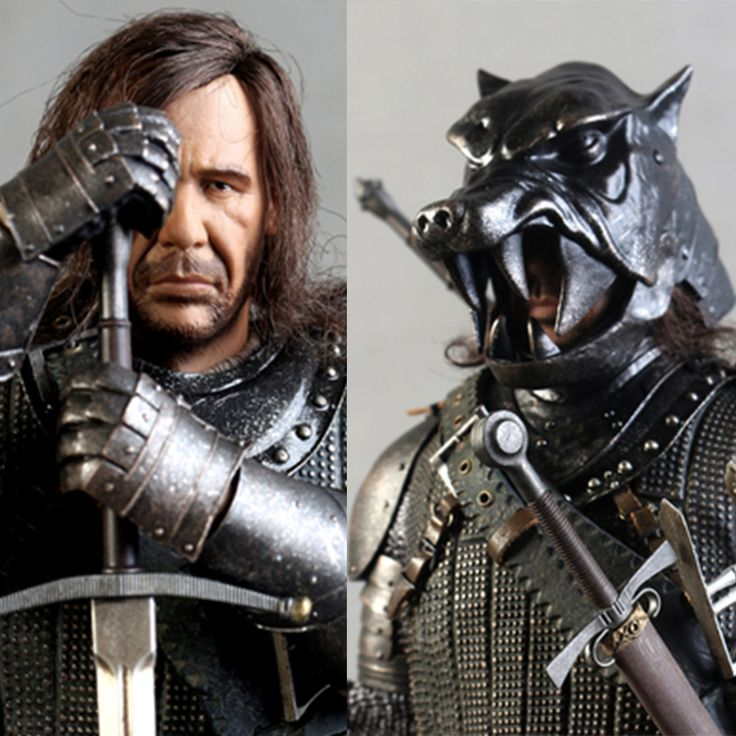 "Sandor Clegane ""The Hound"" Action Figure //Price: $539.85 & FREE Shipping //     #GameofThronesFinale #daenerystargaryen"