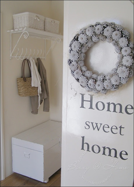 Home sweet Home like the all white - clean