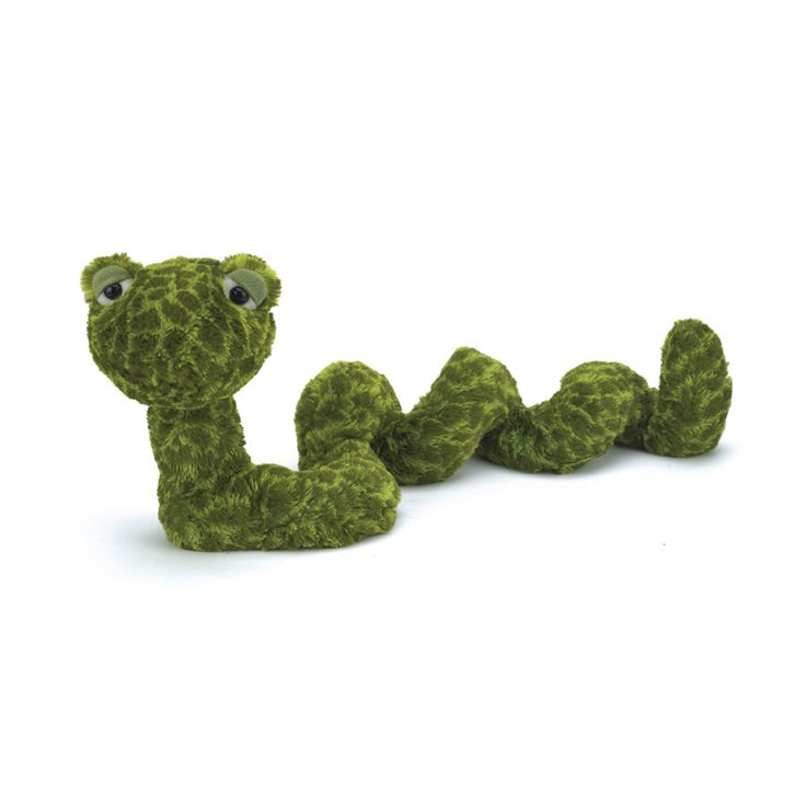 Buy Sebastian Snake - Online at Jellycat.com