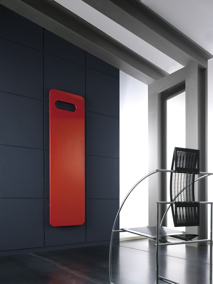 Badge verticale - Design Simone Micheli