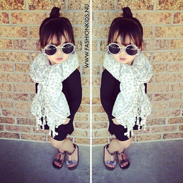 gorgeous baby girl swag outfits 13