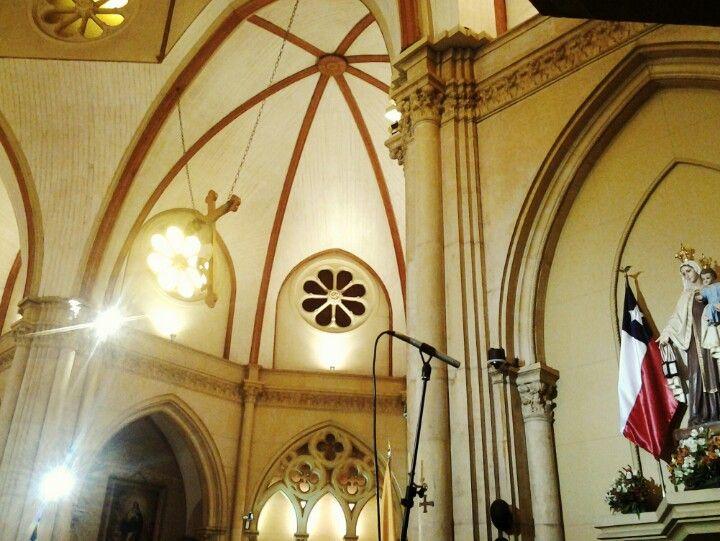 Catedral valparaiso