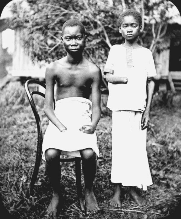the congo free state The belgian genocide and the slave state in the congo: the congo free state listen to the yell of leopold's ghost, burning in hell for his hand-maimed host hear how.