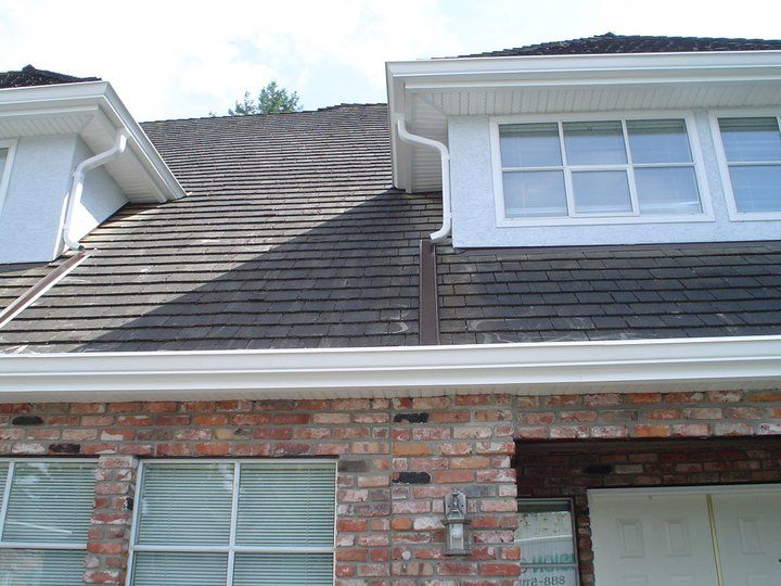 58 Best Images About Galvanized Gutters Related On