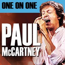 Paul McCartney: One on One Tour 2016 // 28.05.2016 - 27.06.2016  // 28.05.2016 20:00 DÜSSELDORF/ESPRIT arena // 10.06.2016 20:00 MÜNCHEN/Olympiastadion München // 14.06.2016 19:30 BERLIN/Waldbühne Berlin