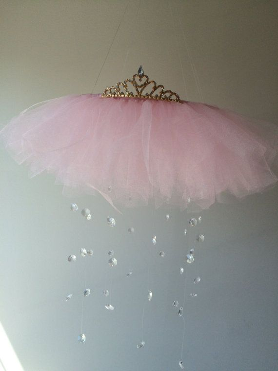 Hey, I found this really awesome Etsy listing at https://www.etsy.com/listing/242977768/crystal-baby-mobile-pink-and-gold-mobile