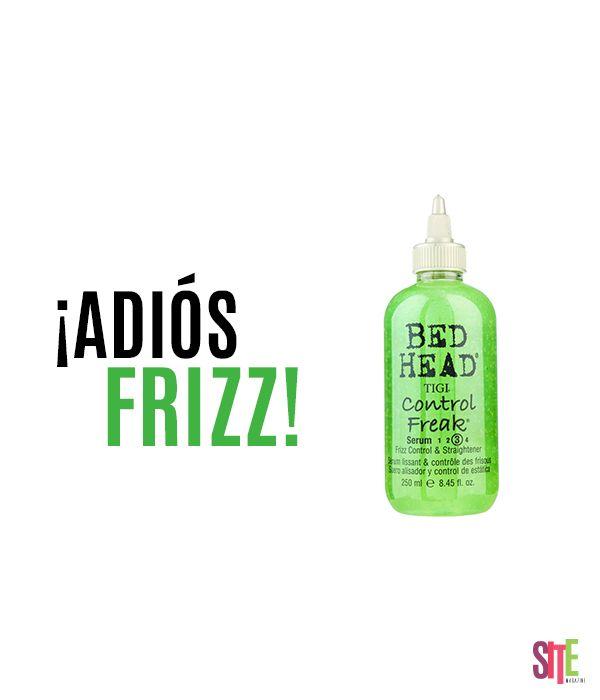 Conoces los productos de TIGI PERÚ?? el nuevo Control Freak controla el Frizz de tu cabello  #frizz #sitemagazine