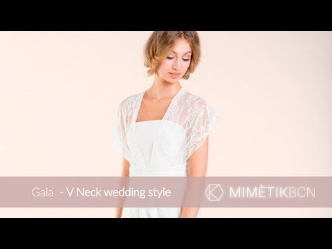 How to wrap the Infinity dress by Mimetikbcn  Lace wedding dress, Bride Lace Dress, Marriage lace, Bohemian Wedding Lace Dresses, Long Length Lace Dresses, Custom convertible Ivory lace Dress  Subscribe to my newsletter to receive 10% off your next order! Subscribe directly at: http://bit.ly/1PtWXXw  https://www.youtube.com/watch?v=56tgLOD9aek&list=PLtWXN6QNSg2BezWaIUEe0mjRm3MrbsbI5&index=17