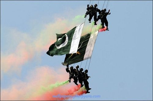 Happy Independence Day. Pakistan