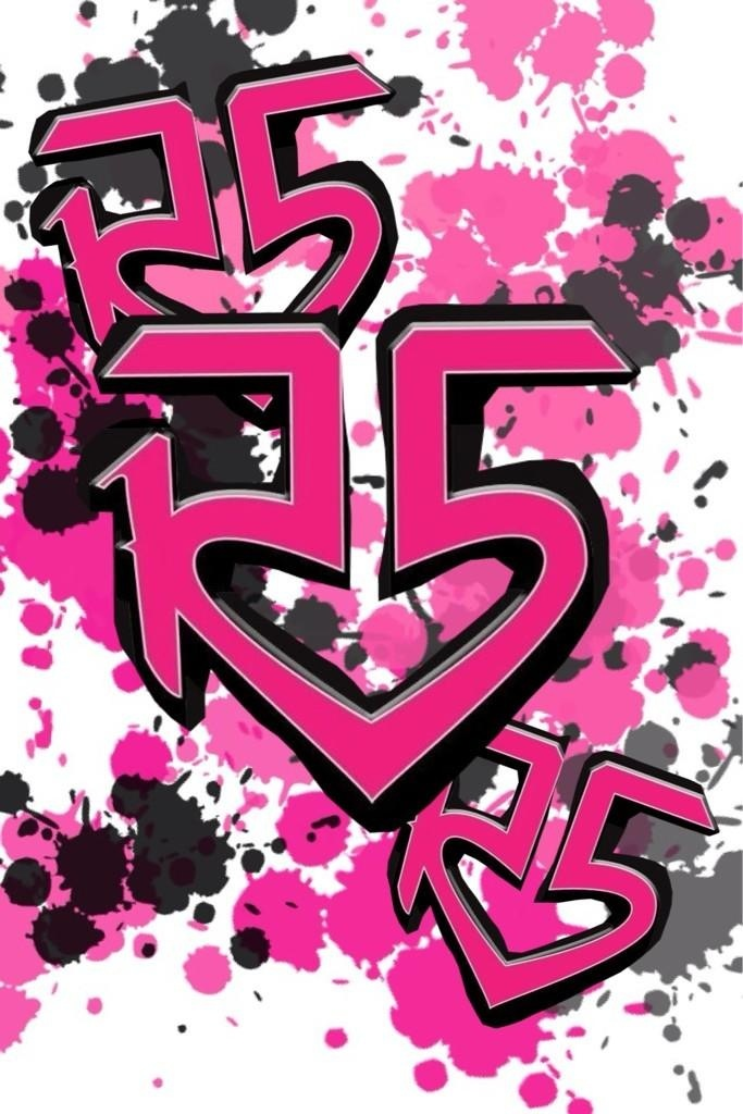 I am proud to say, It's officially been 3 years today since I first discovered R5 -Kaylee