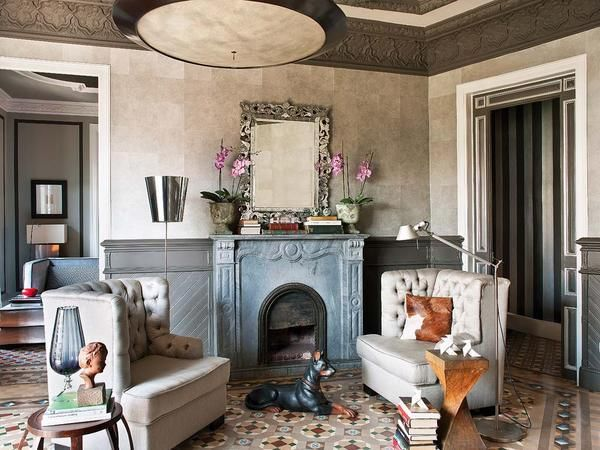M s de 1000 ideas sobre chimeneas de m rmol en pinterest - Repisas de marmol ...