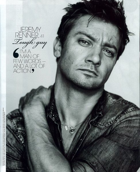 "renner single girls What's up with jeremy renner's sexuality jeremy renner is in the movies—and he's single—but what does that say about stop trying to make ""mean."