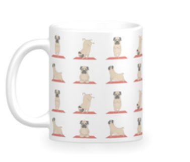Pugs Coffee Mugs & Mugsify