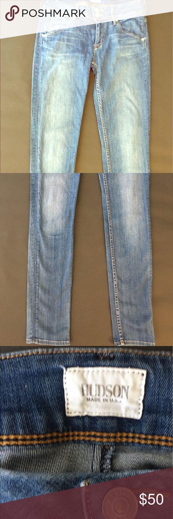Hudson Denim Hudson Denim Hudson Jeans Jeans Skinny