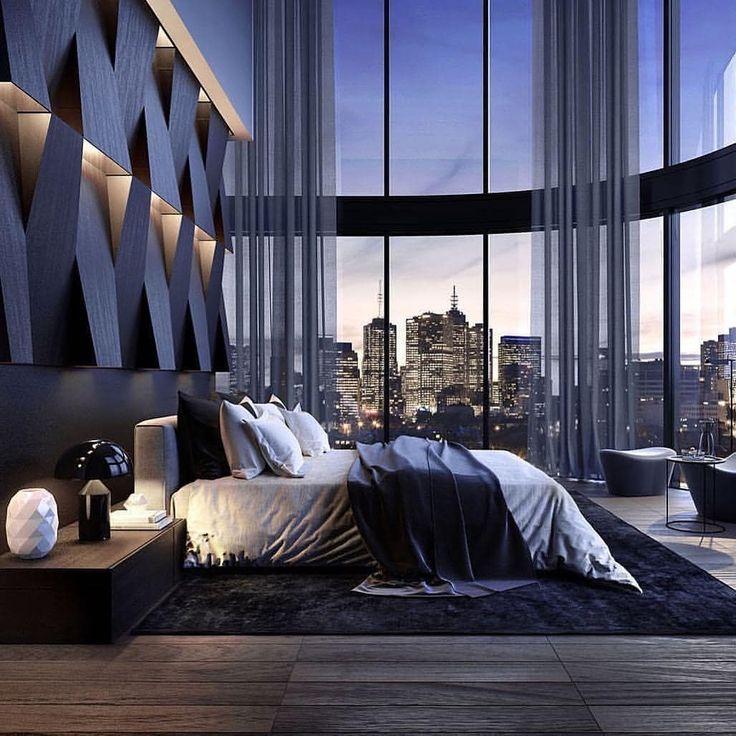 Inspiring Bedroom by Stab Studio. Follow @classy.gentleman