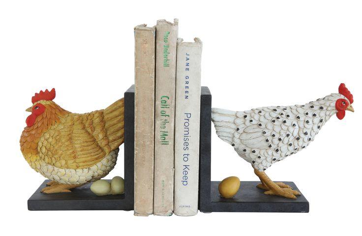Farmhouse Bookends