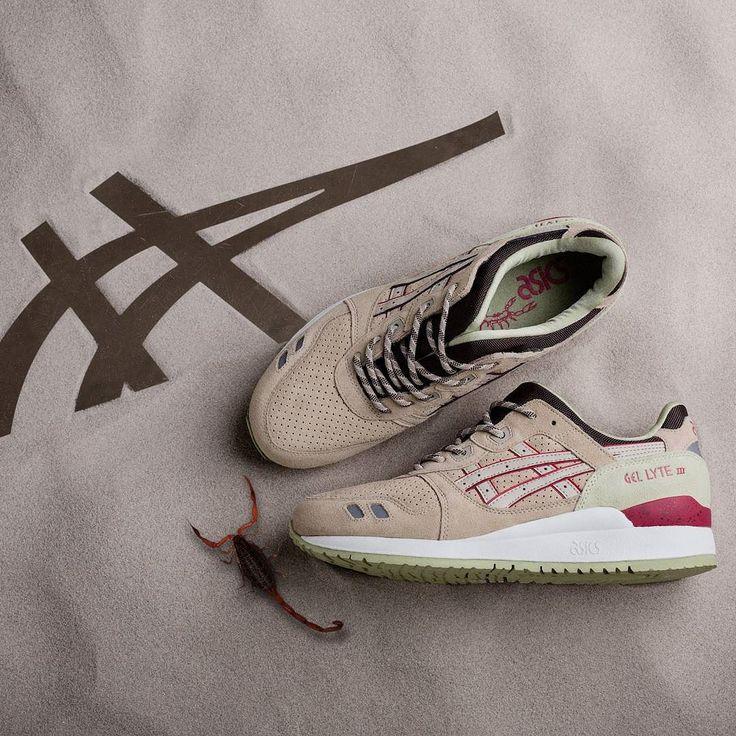 #sneakers #shoes #buty #obuwie #sneakersholics #sneakershouts #photography #asics #gel #gellyte #III #cliffsport #men #menfashion #menwear #menshoes #scorpion #pack